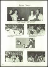 1971 Twin Valley South High School Yearbook Page 74 & 75