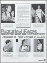 2004 Clyde High School Yearbook Page 10 & 11