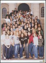 2004 Clyde High School Yearbook Page 18 & 19