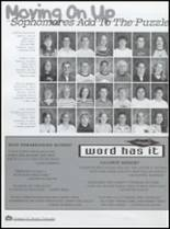 2004 Clyde High School Yearbook Page 24 & 25