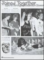 2004 Clyde High School Yearbook Page 34 & 35