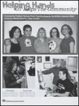 2004 Clyde High School Yearbook Page 52 & 53