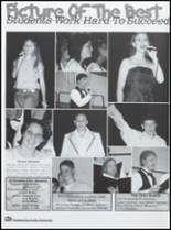 2004 Clyde High School Yearbook Page 88 & 89