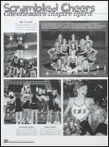 2004 Clyde High School Yearbook Page 98 & 99