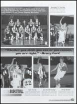 2004 Clyde High School Yearbook Page 106 & 107
