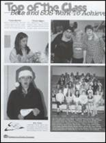 2004 Clyde High School Yearbook Page 144 & 145