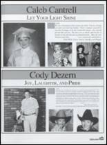 2004 Clyde High School Yearbook Page 198 & 199
