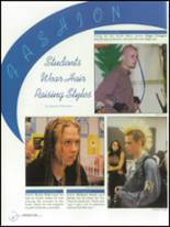 2002 Martin High School Yearbook Page 22 & 23