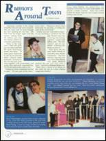 2002 Martin High School Yearbook Page 34 & 35