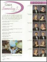 2002 Martin High School Yearbook Page 58 & 59