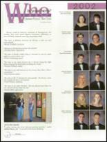 2002 Martin High School Yearbook Page 64 & 65