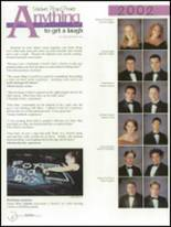 2002 Martin High School Yearbook Page 68 & 69