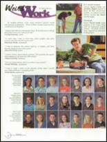 2002 Martin High School Yearbook Page 92 & 93