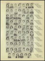 1950 Reynolds High School Yearbook Page 60 & 61