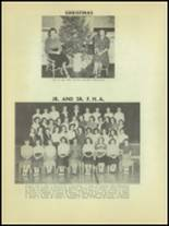 1950 Reynolds High School Yearbook Page 82 & 83