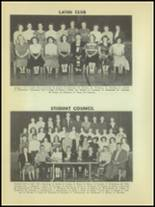 1950 Reynolds High School Yearbook Page 86 & 87