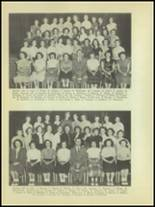 1950 Reynolds High School Yearbook Page 94 & 95