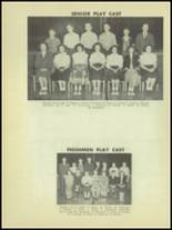 1950 Reynolds High School Yearbook Page 100 & 101