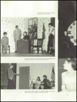 1968 Hazelwood High School Yearbook Page 32 & 33