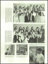 1968 Hazelwood High School Yearbook Page 110 & 111