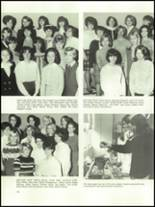 1968 Hazelwood High School Yearbook Page 122 & 123