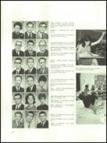 1968 Hazelwood High School Yearbook Page 152 & 153