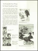 1968 Hazelwood High School Yearbook Page 156 & 157