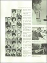 1968 Hazelwood High School Yearbook Page 160 & 161