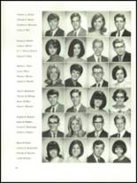 1968 Hazelwood High School Yearbook Page 254 & 255