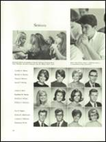 1968 Hazelwood High School Yearbook Page 266 & 267