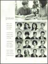 1968 Hazelwood High School Yearbook Page 280 & 281