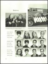 1968 Hazelwood High School Yearbook Page 284 & 285