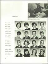 1968 Hazelwood High School Yearbook Page 286 & 287