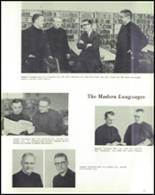 1961 Creighton Preparatory Yearbook Page 18 & 19