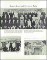1961 Creighton Preparatory Yearbook Page 40 & 41