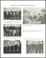 1961 Creighton Preparatory Yearbook Page 84 & 85