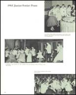 1961 Creighton Preparatory Yearbook Page 104 & 105