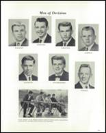 1961 Creighton Preparatory Yearbook Page 112 & 113
