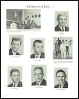 1961 Creighton Preparatory Yearbook Page 118 & 119