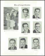 1961 Creighton Preparatory Yearbook Page 122 & 123