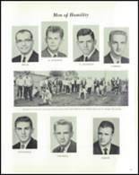 1961 Creighton Preparatory Yearbook Page 124 & 125