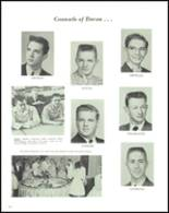 1961 Creighton Preparatory Yearbook Page 126 & 127