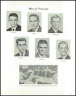 1961 Creighton Preparatory Yearbook Page 130 & 131