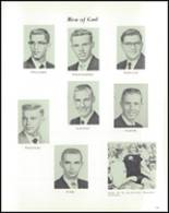 1961 Creighton Preparatory Yearbook Page 132 & 133