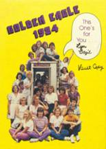 1984 Yearbook Silver Lake High School