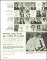 1997 The Hockaday School Yearbook Page 64 & 65