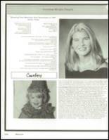 1997 The Hockaday School Yearbook Page 166 & 167