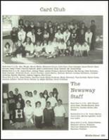 1997 The Hockaday School Yearbook Page 230 & 231