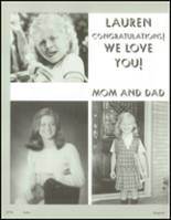 1997 The Hockaday School Yearbook Page 384 & 385