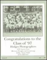 1997 The Hockaday School Yearbook Page 444 & 445